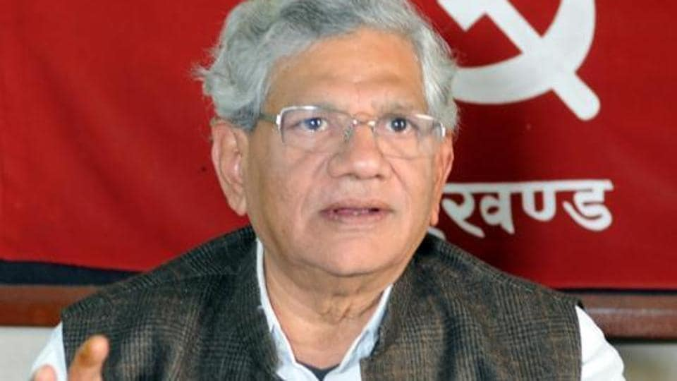 In a letter to the Chief Election Commissioner, CPI(M) general secretary Sitaram Yechury wrote that the the commission's finding was a narrow interpretation of the complaint made by him.