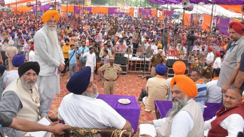 SAD,Lok Sabha election,Anandpur Sahib