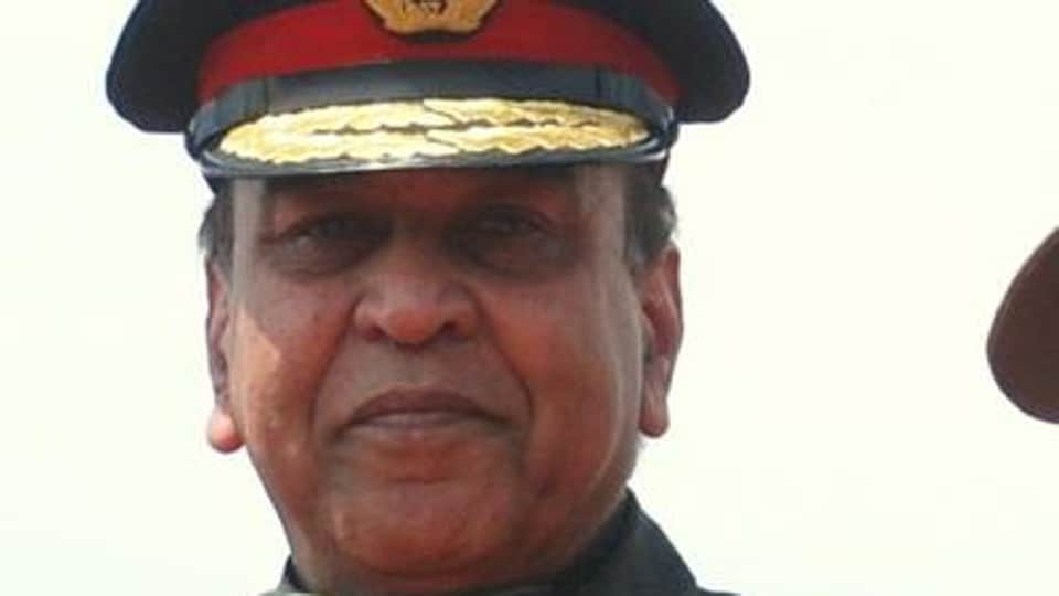 Lt General (Retd) Hasnain  was general-officer-commanding of the Indian army's Srinagar–based 15 Corps.