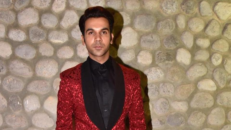 Rajkummar Rao won the Performer of the Year award in Oman.