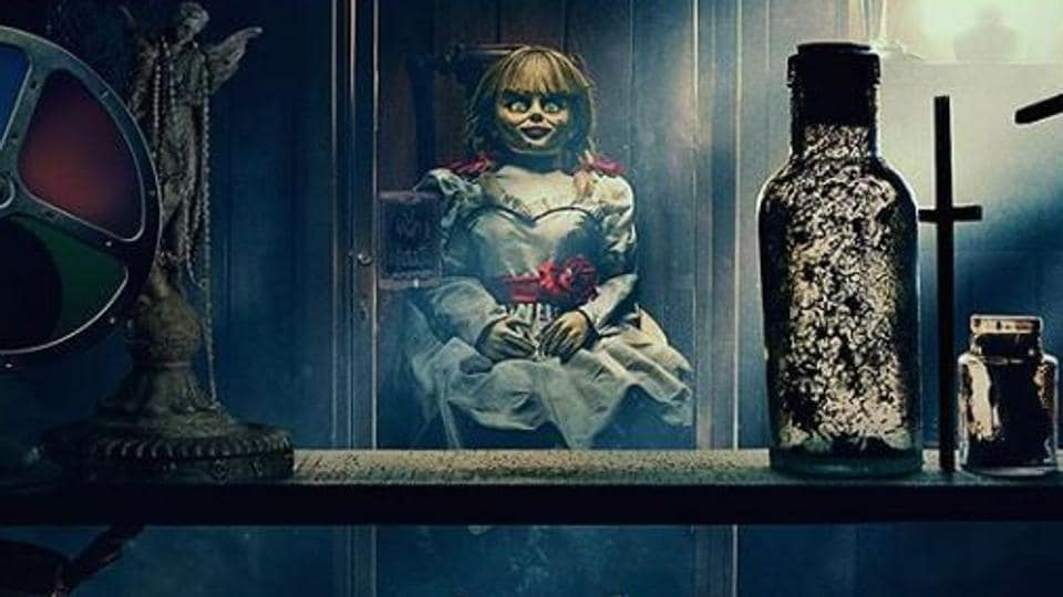 Annabelle Comes Home Trailer Unlocks The Warren's Closet of Horror