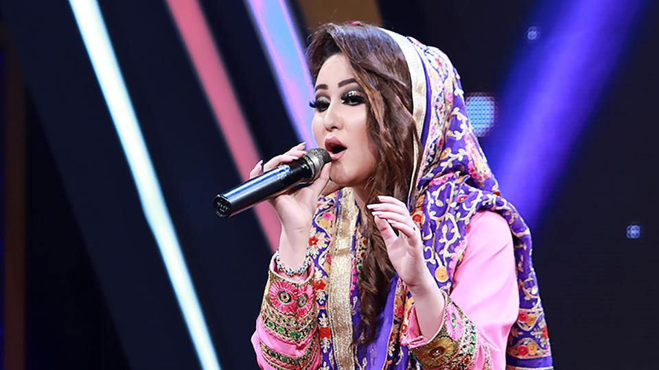 Zahra Elham won the 14th edition of Afghan Star last week, after male contestants took the prize in the hugely popular televised singing competition 13 years in a row.