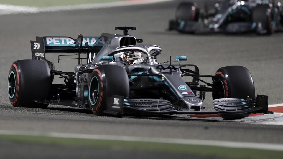 Lewis Hamilton,Bahrain Grand Prix,Charles Leclerc
