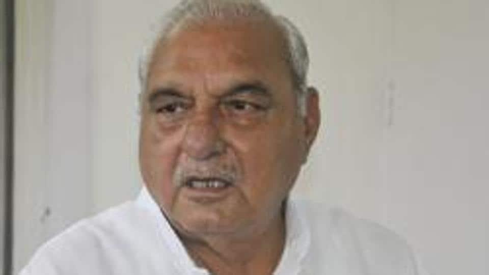 Congress yatra,chief minister,bhupinder singh hooda