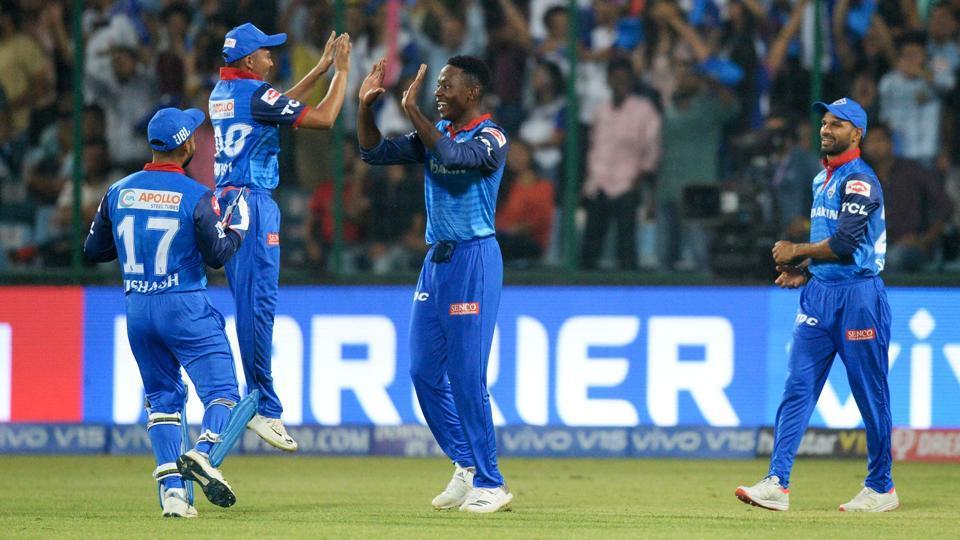 IPL 2019,Kagiso Rabada,Delhi Capitals