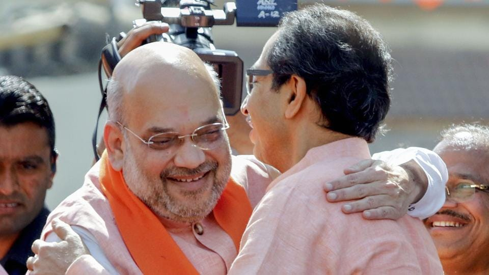 Thackeray said that the differences between the Sena and BJP cropped up over the last five years but the fact that the two parties are together for 25 years matters the most