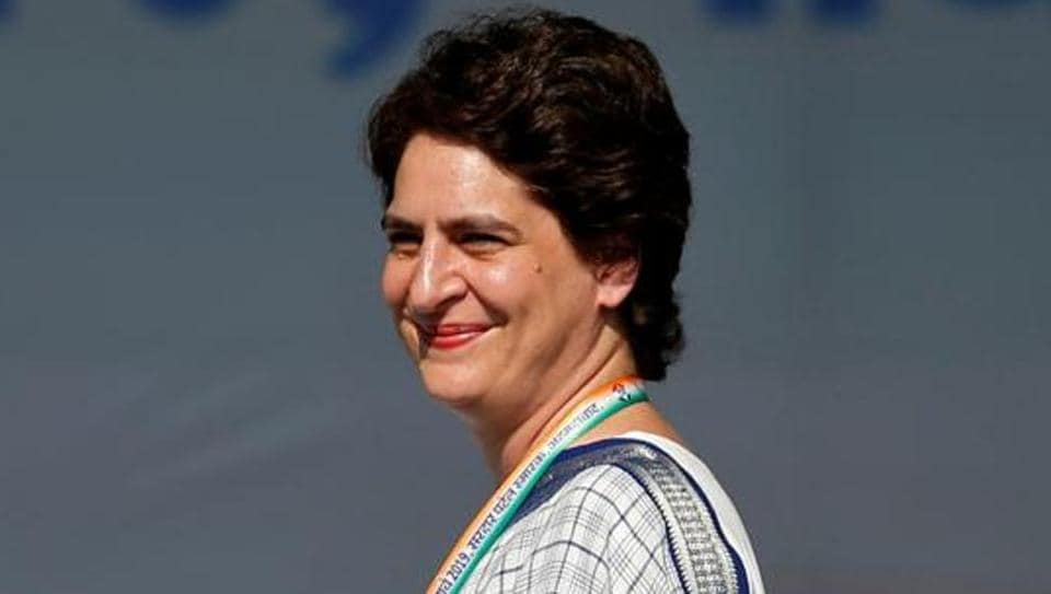 Priyanka Gandhi,Congress,Varanasi