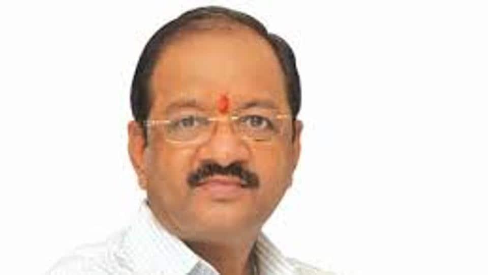 Mumbai North MP Gopal Shetty
