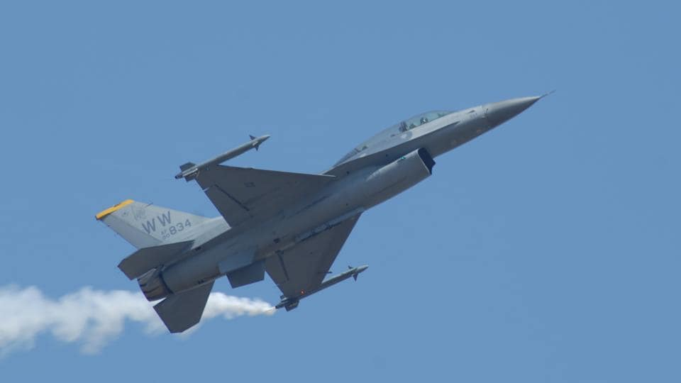 The Pakistan Air Force (PAF) had so far said it had used only JF-17 Thunder jets, developed jointly with China, in the February 27 engagement with India.