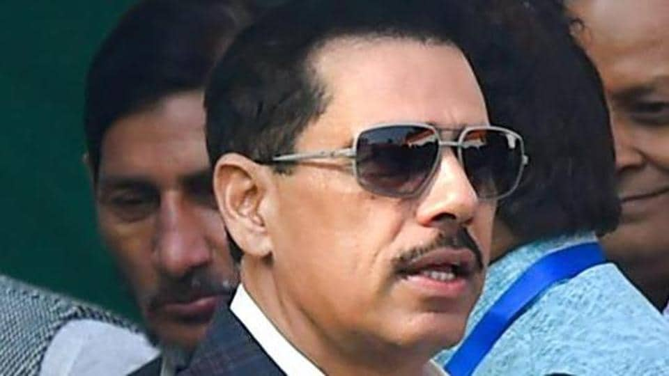 Robert Vadra was granted anticipatory bail in a money laundering case on April 1.