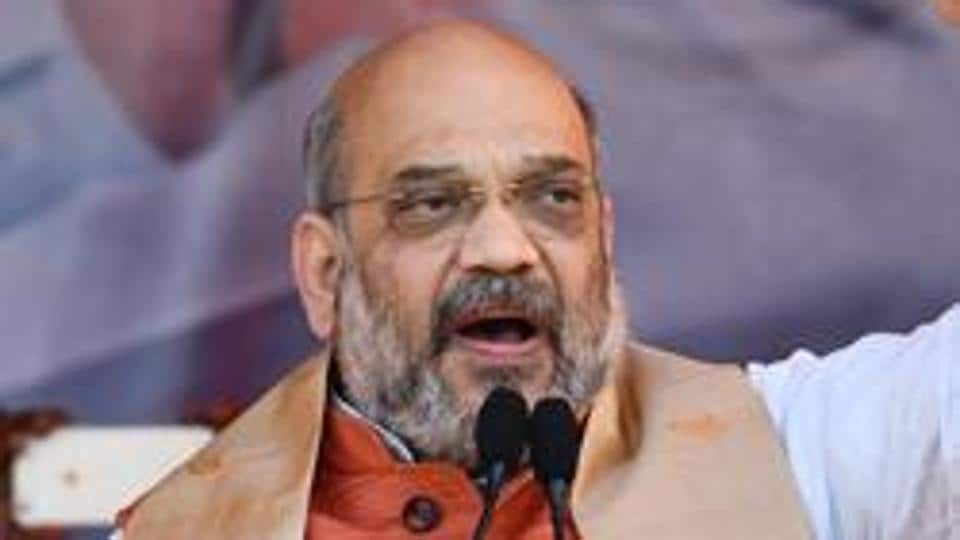 Shah alleged that the Congress had committed the sin of linking terrorism with religion and demanded that Gandhi should apologise to the country.