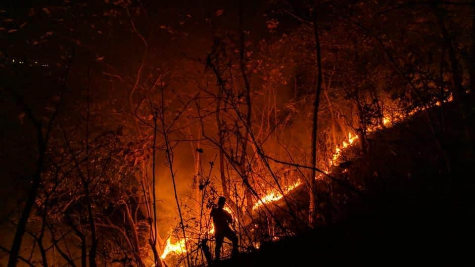 26 firefighters die battling forest fire