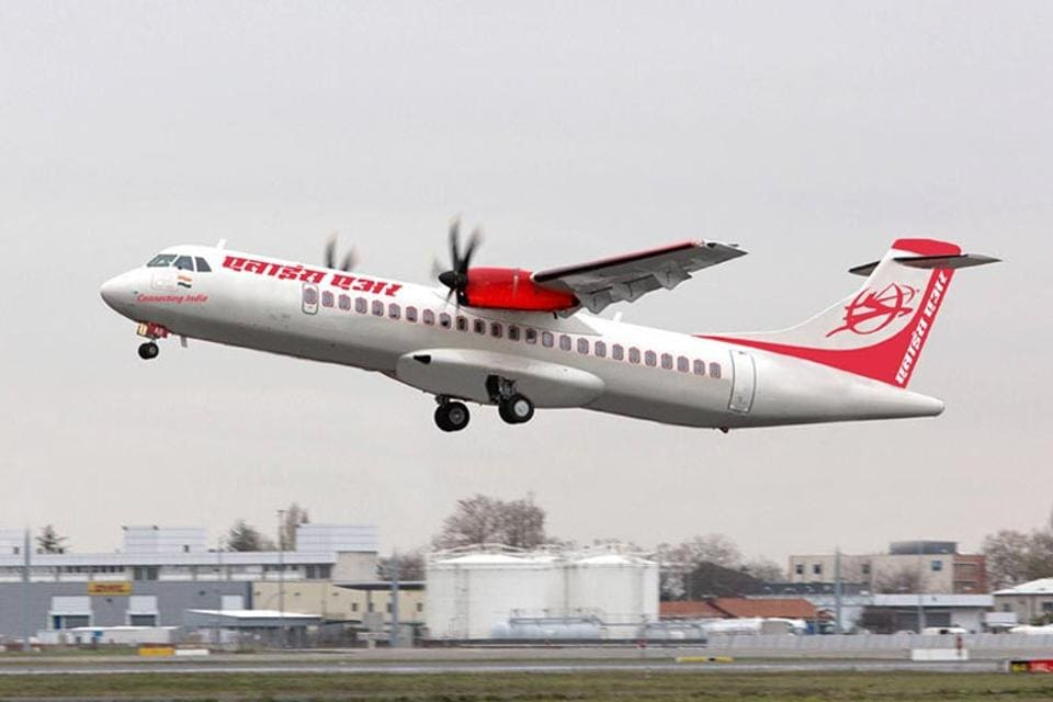 Alliance Air is Air India's subsidiary.