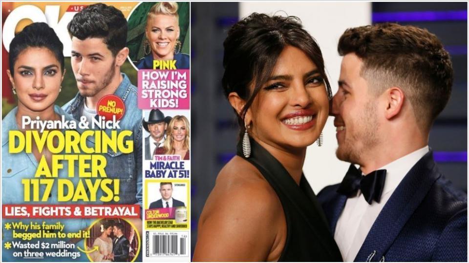 Priyanka Chopra,Nick Jonas,Priyanka Chopra Divorce