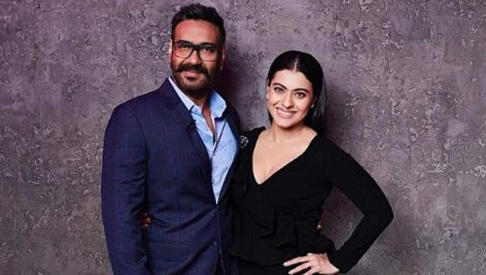 Kajol and Ajay Devgn have been married for 20 years.