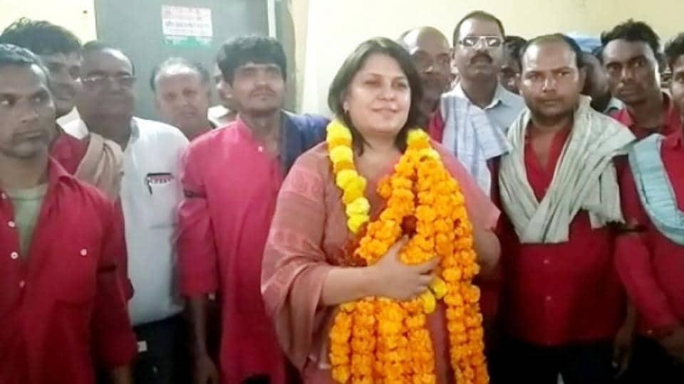 maharajganj,Supriya Srinet,lok sabha elections 2019