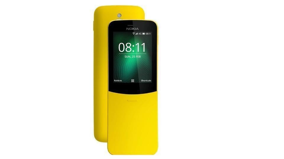 After JioPhone, Nokia 8110 gets WhatsApp support
