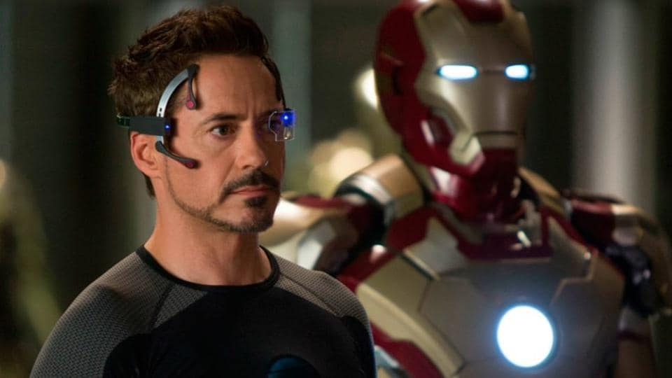 MCU comments on Robert Downey Jr. as Tony Stark