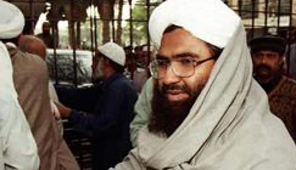 Masood Azhar, chief of the Jaish-e-Mohammad (JeM) escaped being designated a global terrorist by the UNin March 2019 after blocked a move for the fourth time.