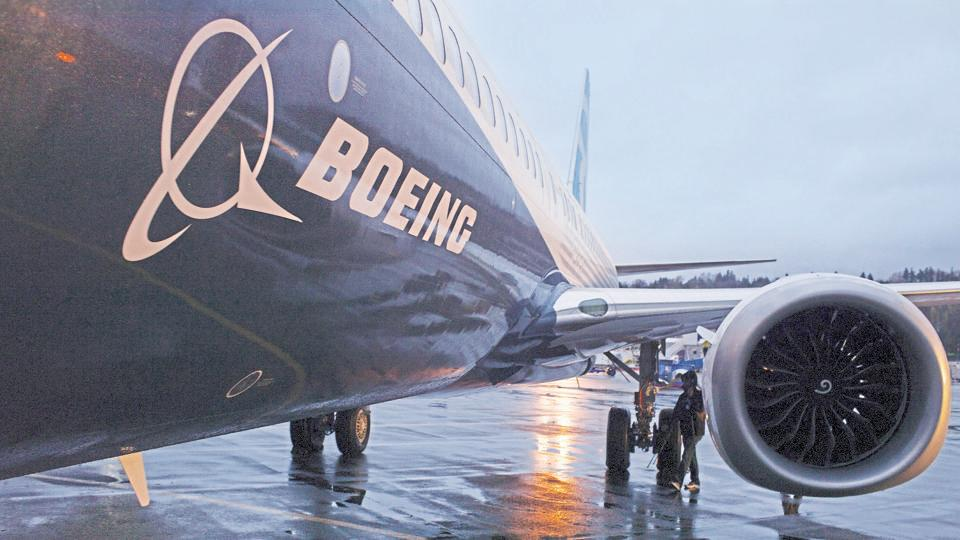 Boeing Co on Monday confirmed a statement from the Federal Aviation Administration that it would submit the upgrade later than previously announced.