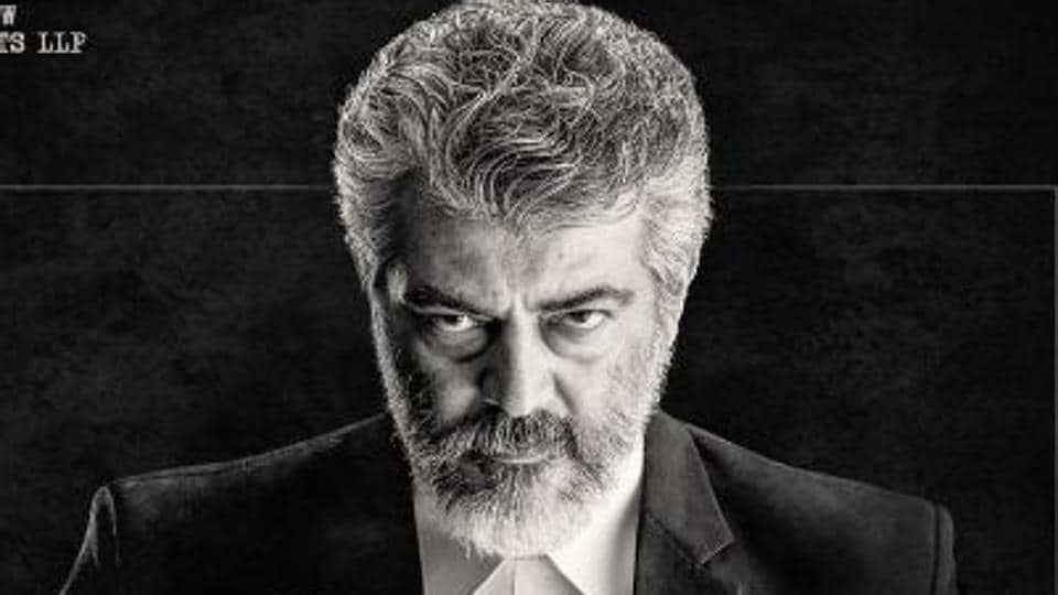 Pink's Tamil remake Nerkonda Paarvai stars Ajith Kumar as the male lead.