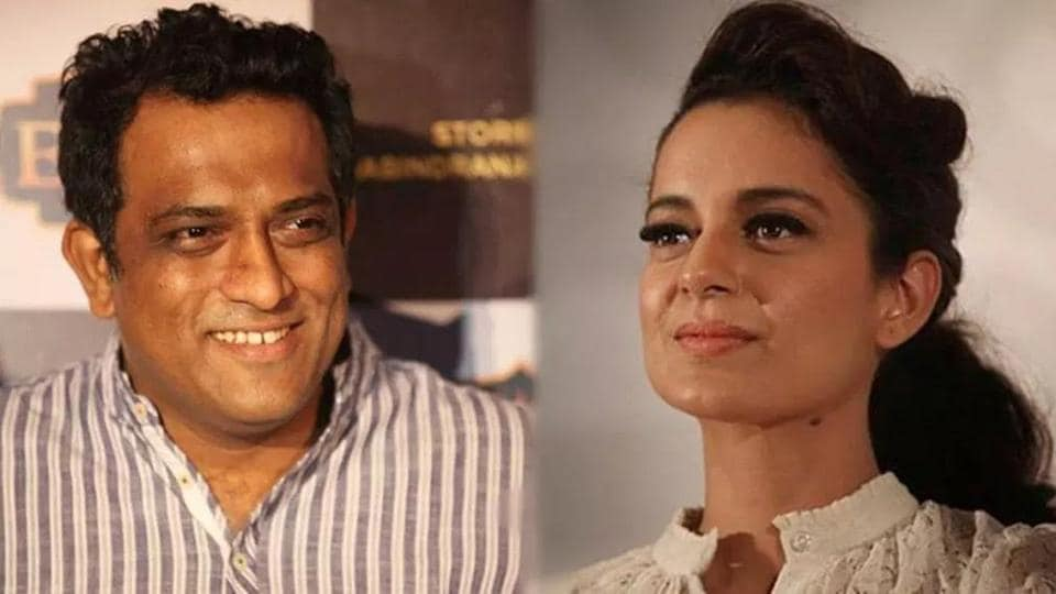 Kangana Ranaut and Anurag Basu have earlier worked together on Gangster and Life In A Metro.
