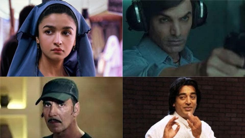 Ahead of John Abraham's RAW, here are top 6 Hindi spy
