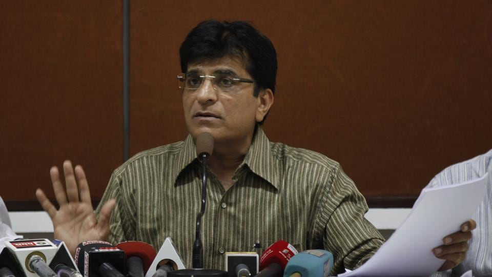 Kirit Somaiya has not been re-nominated by the BJP in the Lok Sabha general elections (Photo by Kunal Patil/ Hindustan Times)