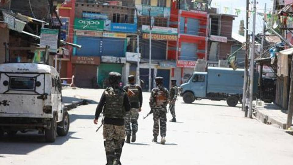 Gunmen had looted four AK-47 rifles from the official residence of Congress legislator, Mohammad Muzuffar Parray, at Jawahar Nagar in Srinagar after allegedly overpowering a security guard on December 30, 2018. The senior Congress leader was not present in his house at the time of the robbery.