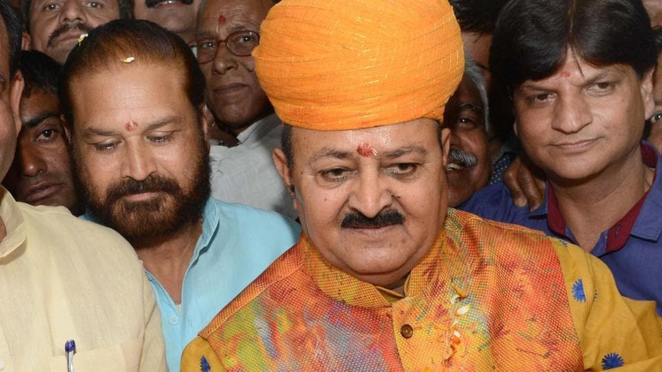 Kota MP Om Birla is the BJP candidate from the seat in 2019 Lok Sabha elections.
