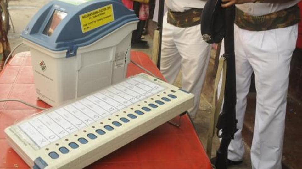 Voter Verifiable Paper Audit Trail,Electronic Voting Machines,Election Commission