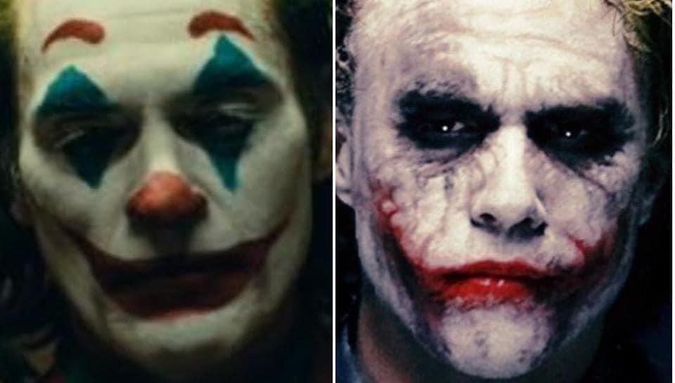 Heath Ledger Vs Joaquin Phoenix Poll: Heath Ledger Would Have Been Proud Of Joaquin Phoenix's
