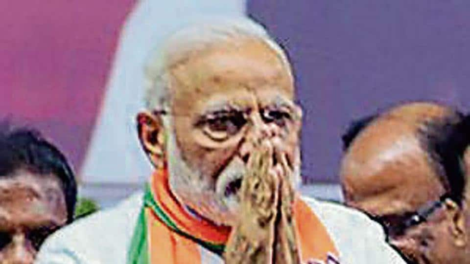 At a rally in Wardha on Monday, Modi had said a family war was brewing within the NCP, in which Sharad Pawar was losing control to his nephew and NCP leader Ajit Pawar.