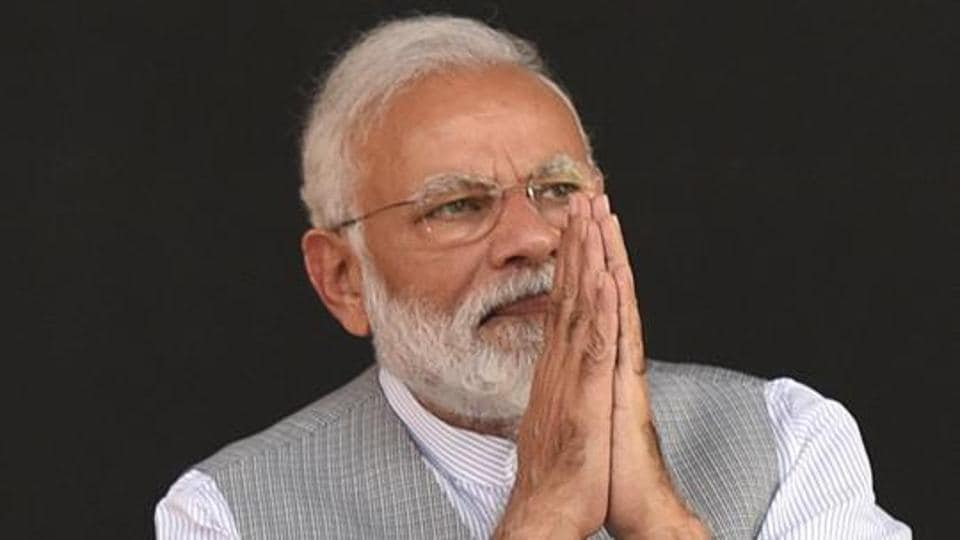 PM Modi is likely to make a brief visit to the UAE on April 20 to receive the award.