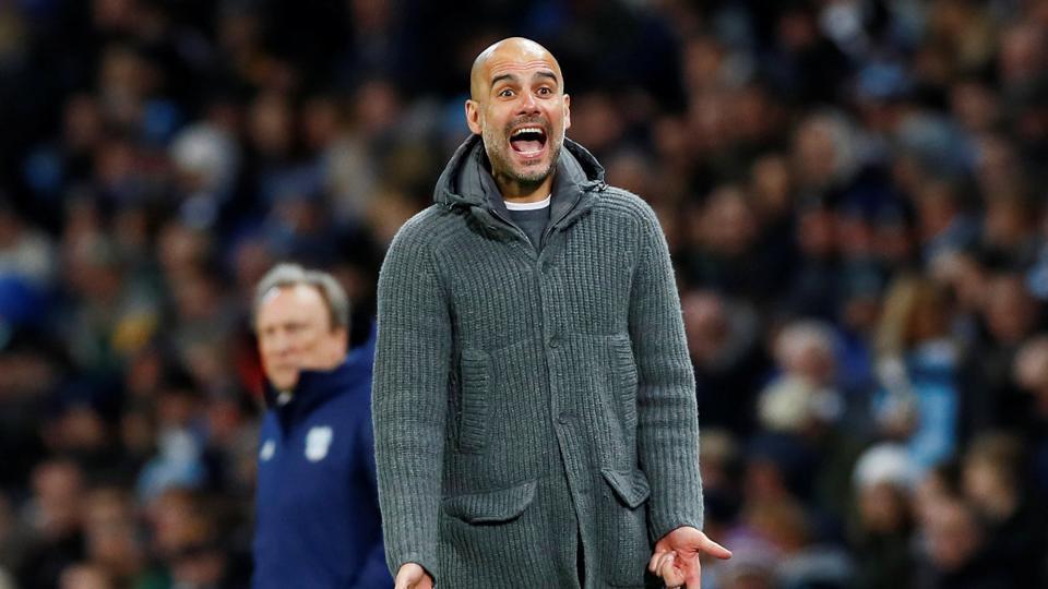 Manchester City,Premier League,Pep Guardiola