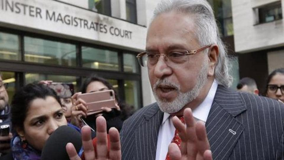 Vijay Mallya is currently spending about 18,300 pounds a week.