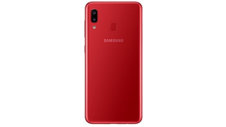 Samsung Galaxy A20 goes on sale in India on April 10