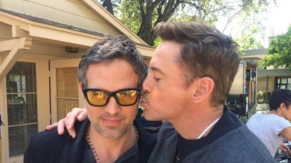 Mark Ruffalo, among several others, tweeted birthday wishes to Hollywood star Robert Downey Jr.