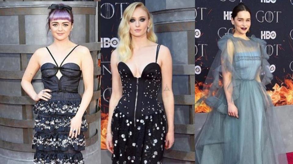 Game Of Thrones,Sophie Turner,Maisie Williams