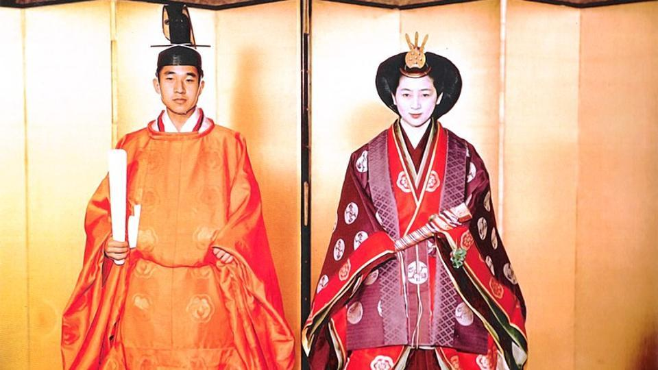 Some of the elements of the garb and gear that will be seen during the enthronement of the new emperor and subsequent key succession events in Japan.