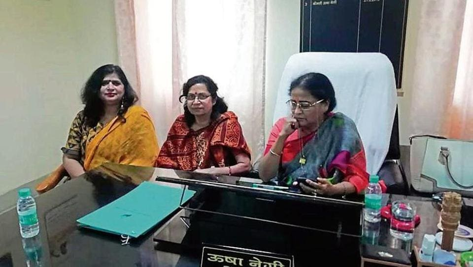 The chairperson of State Commission for Protection of Child Rights (SCPCR) alleged that another girl who studied in class 7 in the same school was raped by school staff in 2012 and the matter was brushed under the carpet by the school authorities.