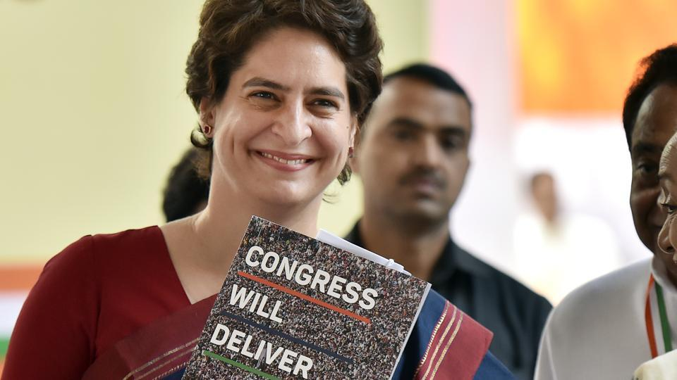 Priyanka Gandhi Vadra, AICC general secretary, will hold an election rally in Ghaziabad on Friday for Congress' candidate.