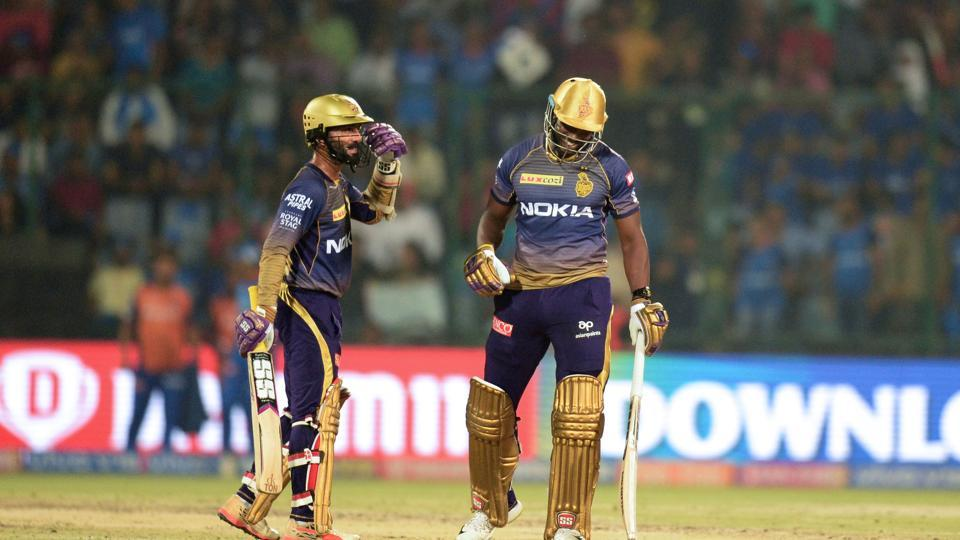 IPL 2019: WATCH - Andre Russell's 13-ball 48 against Royal Challengers Bangalore
