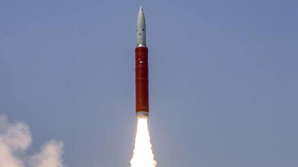 India used an indigenously developed ballistic missile interceptor to destroy one of its own satellites at a height of 300 km (186 miles), in a test aimed at boosting its defences in space.