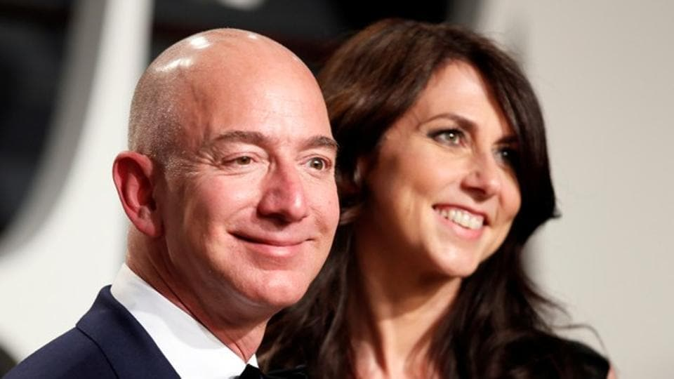 Amazon founder  Jeff Bezos and wife MacKenzie Bezos finalized the biggest divorce settlement in history on Thursday.