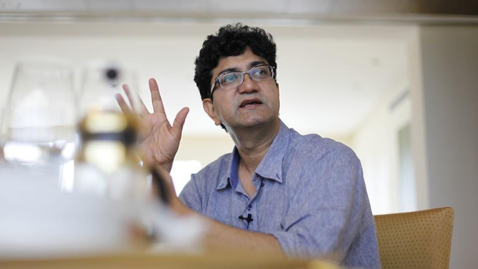 "The release of 'PM Narendra Modi' has been postponed and the new release date is yet to be confirmed. Central Board of Film Certification (CBFC) chairperson Prasoon Joshi said the film is undergoing the due process of examination and certification. The biographical drama was originally set to release on April 12 but the makers had advanced it by a week, claiming ""public demand."" (Raj K Raj / HT Archive)"