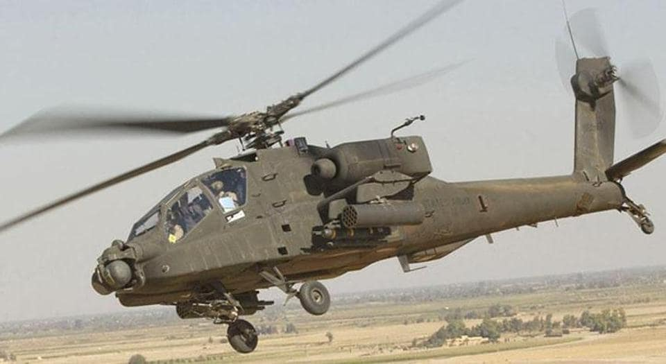 Indian Air Force is preparing to induct US-made Apache AH-64E attack helicopters, with the first batch of four choppers arriving in the country in July.