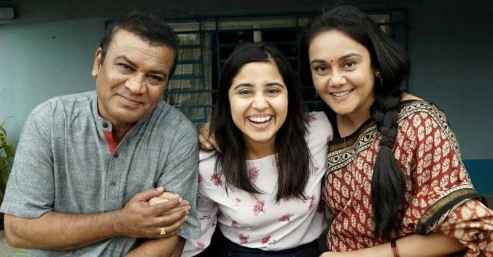 Vipin Sharma plays Shweta Tripathi's father in Gone Kesh.
