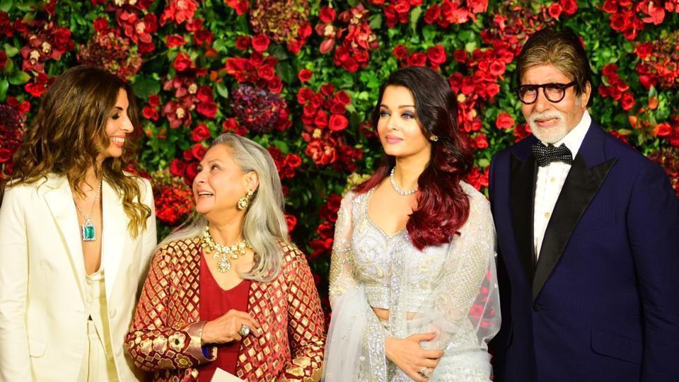Amitabh Bachchan,Aishwarya Rai Bachchan,Aaradhya