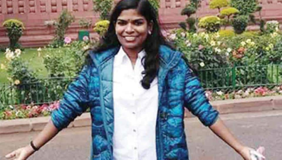 Sreedhanya Suresh, hailing from Kurichya tribal community she bagged 410 rank in the 2018 civil service examination.